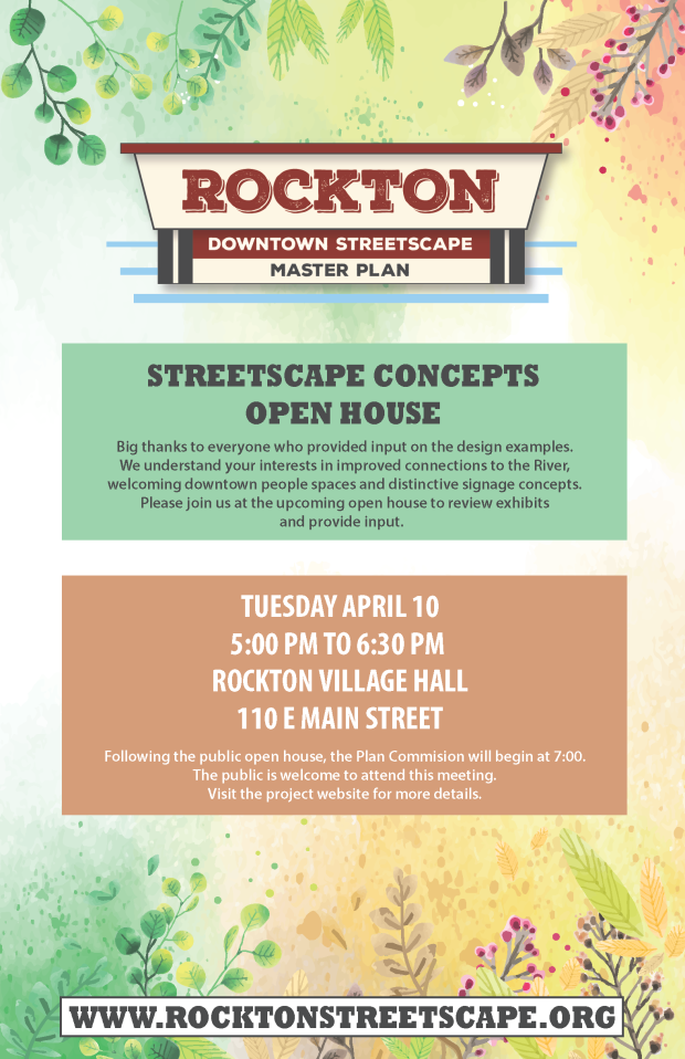 Promo Poster 2018 04 10 Streetscape Concepts Open House